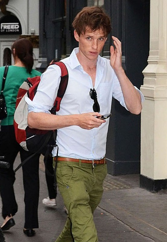 Eddie Redmayne, Who is he and what does he do? - Hush