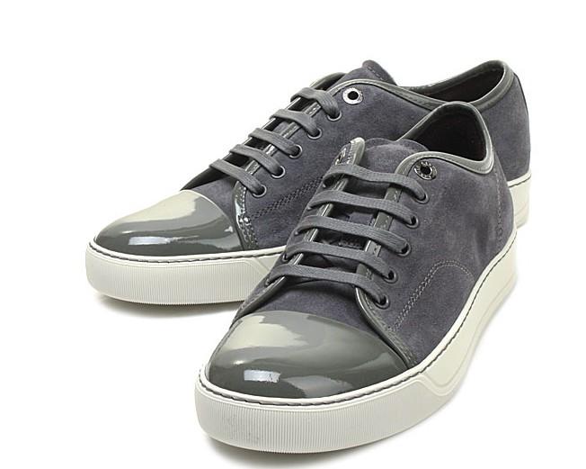 low top sneakers - Grey Lanvin Qf1UqLYO
