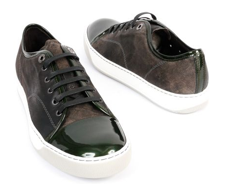 Lanvin sneakers The must have! Hush