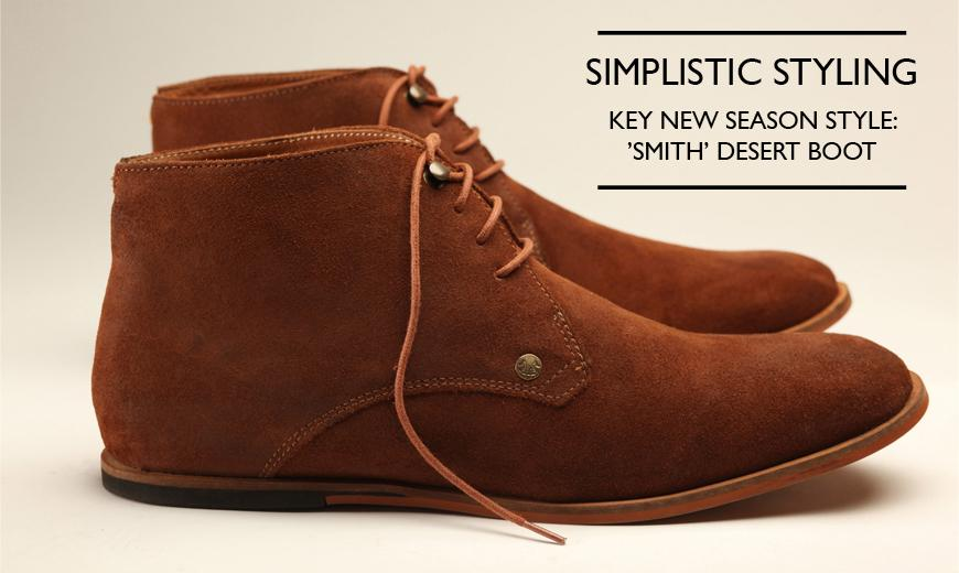 Chukka Boots by frank Wright