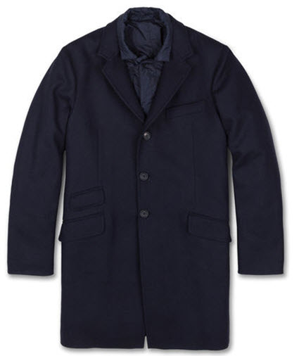 Aspesi mens coat