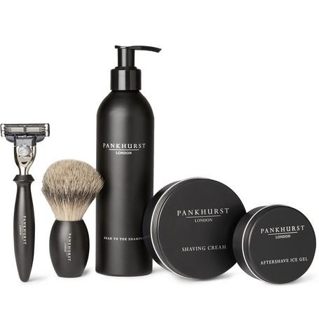 Gift shaving set