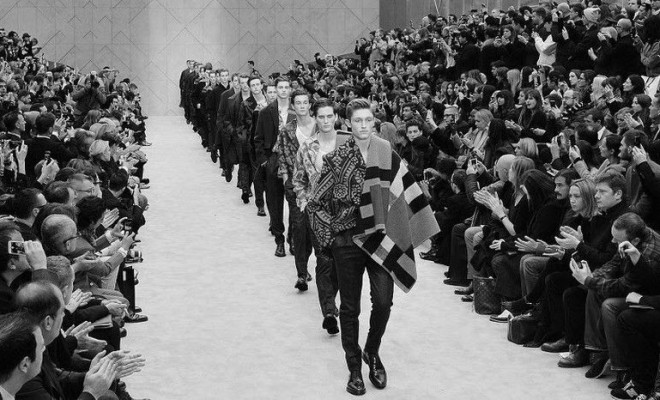 london collections Fashion week #LCM