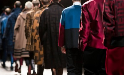 london collections Fashion week