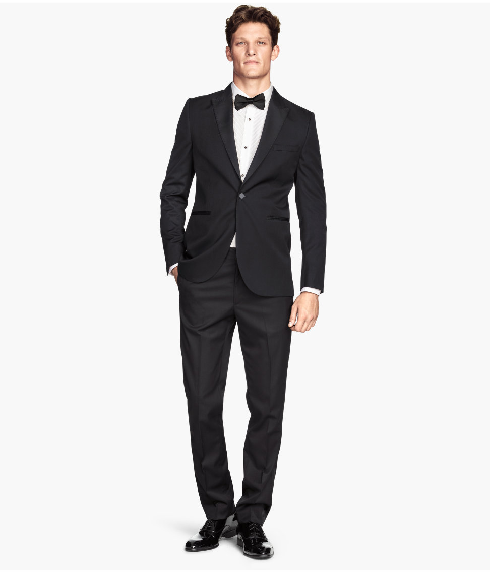 H&M tuxedo