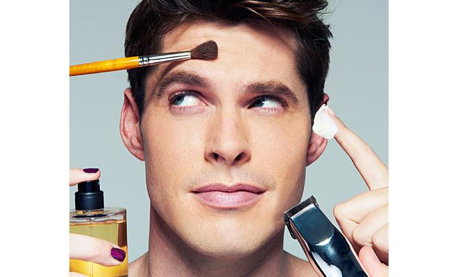 Grooming skincare