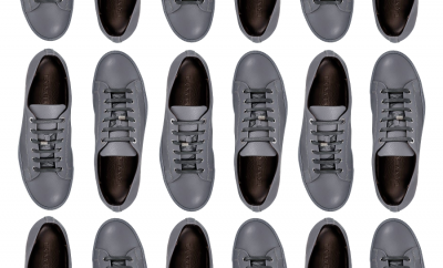 Shades Of Grey - Lanvin Sneakers Home of Mens Fashion inspiration!