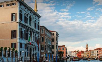Aman Venice canal grande