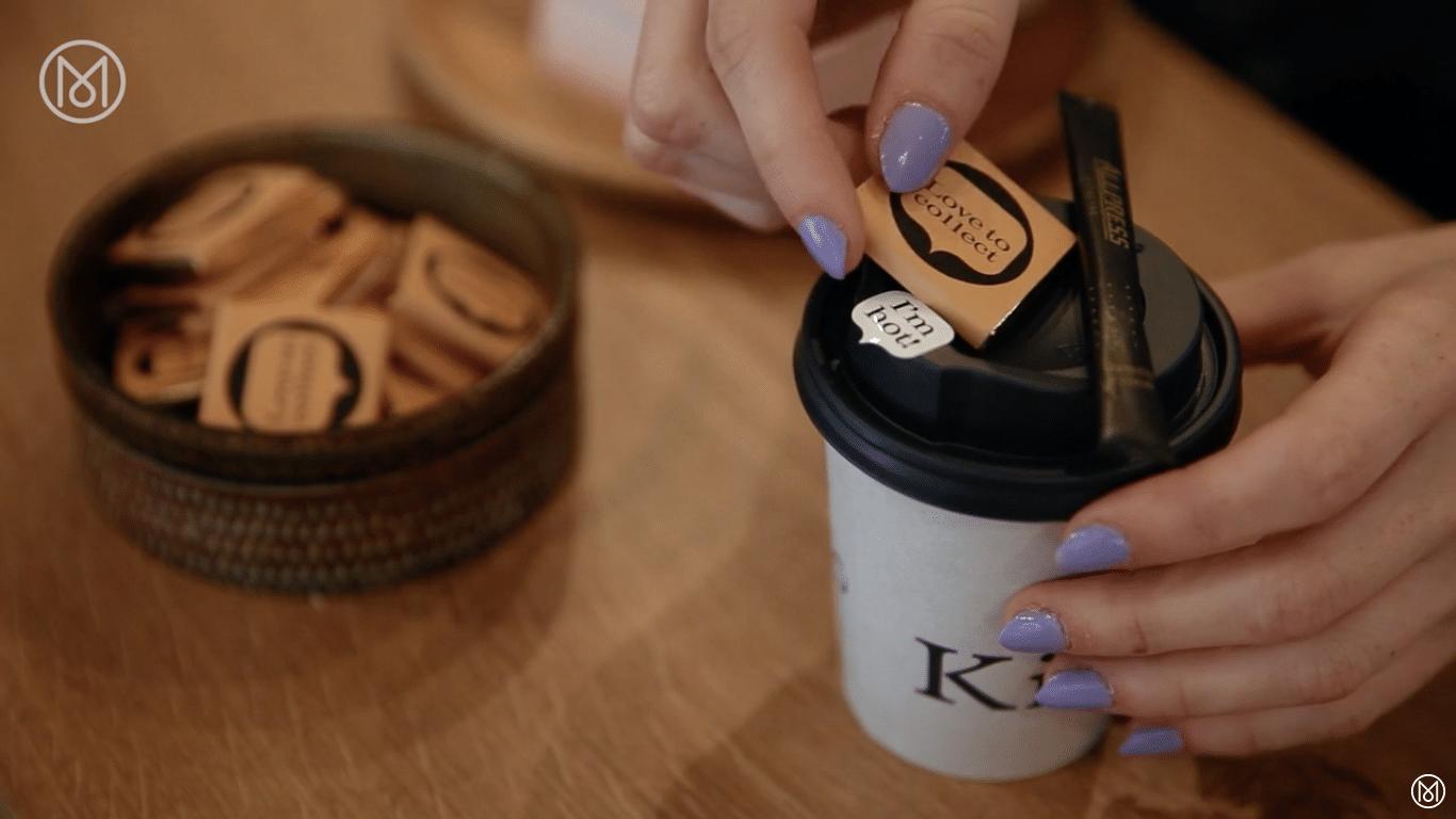 Kiosk kafé