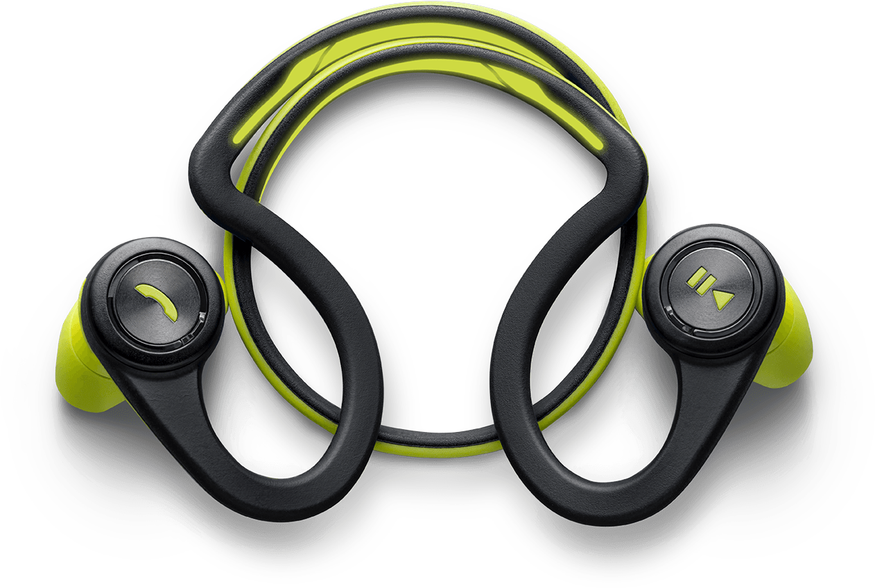 Plantronics Backbeat green christmas gift