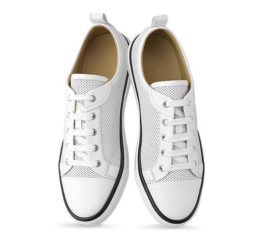 Hermés sneakers white