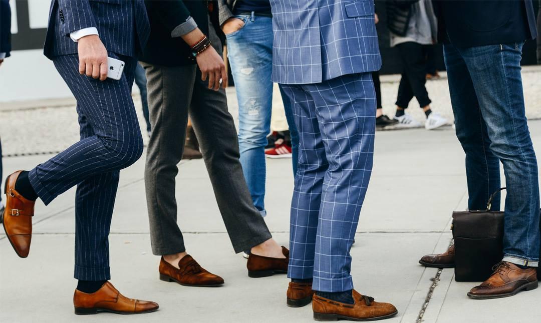 Brown Dress Shoes For Men What Color Pent